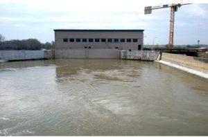 Μικρός υδροηλεκτρικός σταθμός στη Χαλκηδόνα Θεσσαλονίκης